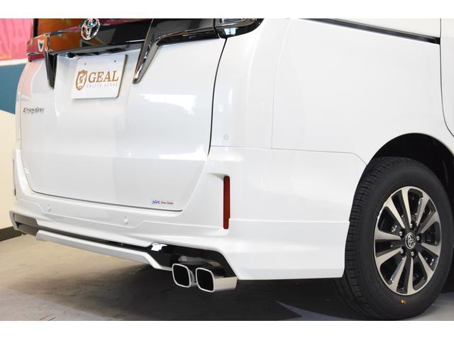 Gi プレミアムパッケージ ブラックテーラード モデリスタコンプリートカー 両側電動スライドドア 特別仕様車ハーフレザー プッシュスタート 衝突軽減TSS付き(35枚目)