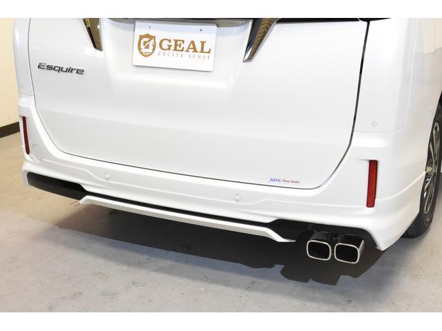 Gi プレミアムパッケージ ブラックテーラード モデリスタコンプリートカー 両側電動スライドドア 特別仕様車ハーフレザー プッシュスタート 衝突軽減TSS付き(36枚目)