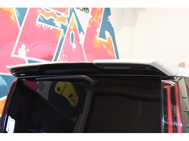 Gi プレミアムパッケージ ブラックテーラード モデリスタコンプリートカー 両側電動スライドドア 特別仕様車ハーフレザー プッシュスタート 衝突軽減TSS付き(38枚目)