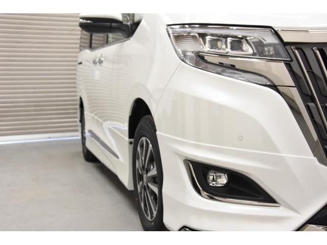 Gi プレミアムパッケージ ブラックテーラード モデリスタコンプリートカー 両側電動スライドドア 特別仕様車ハーフレザー プッシュスタート 衝突軽減TSS付き(45枚目)