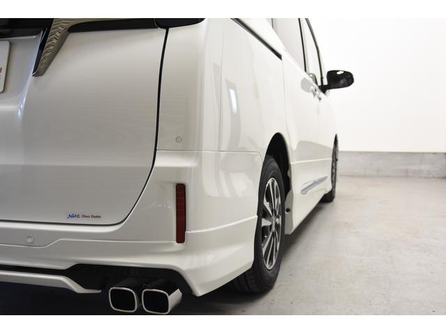 Gi プレミアムパッケージ ブラックテーラード モデリスタコンプリートカー 両側電動スライドドア 特別仕様車ハーフレザー プッシュスタート 衝突軽減TSS付き(46枚目)