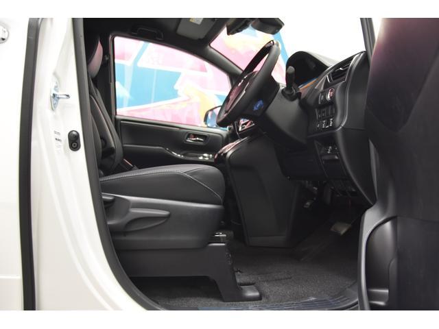 Gi プレミアムパッケージ ブラックテーラード モデリスタコンプリートカー 両側電動スライドドア 特別仕様車ハーフレザー プッシュスタート 衝突軽減TSS付き(48枚目)