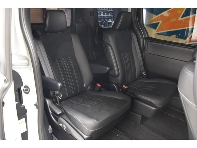 Gi プレミアムパッケージ ブラックテーラード モデリスタコンプリートカー 両側電動スライドドア 特別仕様車ハーフレザー プッシュスタート 衝突軽減TSS付き(52枚目)
