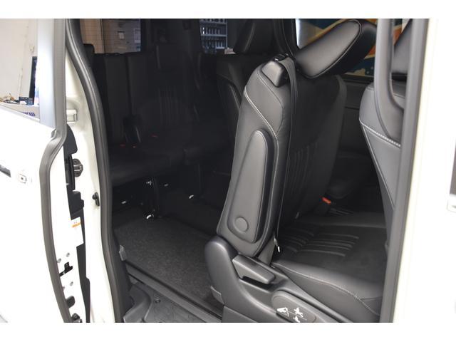 Gi プレミアムパッケージ ブラックテーラード モデリスタコンプリートカー 両側電動スライドドア 特別仕様車ハーフレザー プッシュスタート 衝突軽減TSS付き(53枚目)