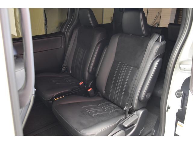 Gi プレミアムパッケージ ブラックテーラード モデリスタコンプリートカー 両側電動スライドドア 特別仕様車ハーフレザー プッシュスタート 衝突軽減TSS付き(55枚目)