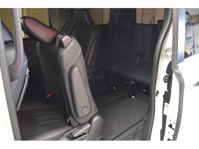 Gi プレミアムパッケージ ブラックテーラード モデリスタコンプリートカー 両側電動スライドドア 特別仕様車ハーフレザー プッシュスタート 衝突軽減TSS付き(57枚目)