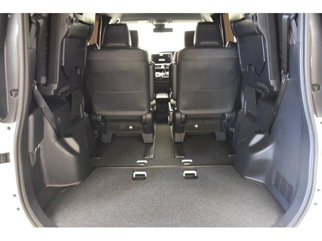 Gi プレミアムパッケージ ブラックテーラード モデリスタコンプリートカー 両側電動スライドドア 特別仕様車ハーフレザー プッシュスタート 衝突軽減TSS付き(64枚目)
