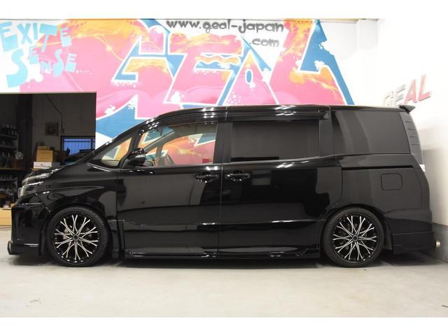 ZS ZEUSコンプリートカー 19インチAW 車高調 アルパインBIGX10型ナビ アルパイン12.8型フリップダウンモニター 4本出しマフラー バックフォグ(20枚目)