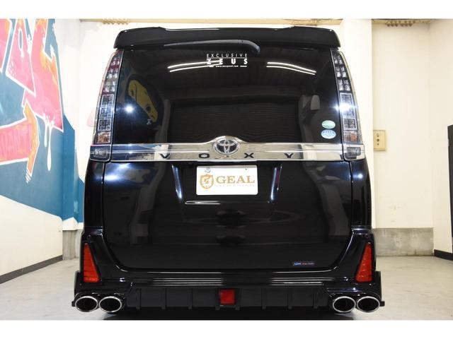 ZS ZEUSコンプリートカー 19インチAW 車高調 アルパインBIGX10型ナビ アルパイン12.8型フリップダウンモニター 4本出しマフラー バックフォグ(34枚目)