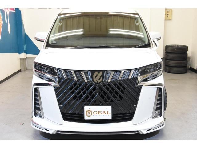 2.5S WALDコンプリートカー 22インチAW TEIN車高調 アルパイン11型ナビ アルパインフリップダウンモニター 両側電動スライドドア(15枚目)