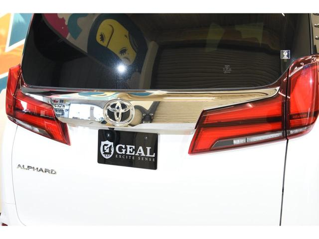 2.5S WALDコンプリートカー 22インチAW TEIN車高調 アルパイン11型ナビ アルパインフリップダウンモニター 両側電動スライドドア(31枚目)