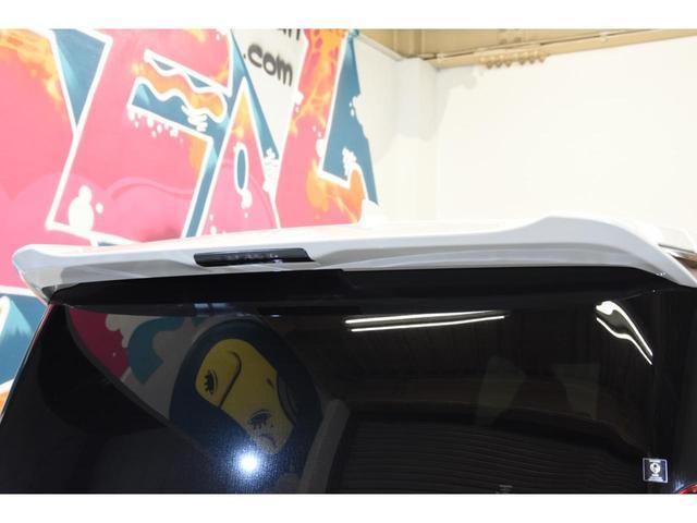 2.5S WALDコンプリートカー 22インチAW TEIN車高調 アルパイン11型ナビ アルパインフリップダウンモニター 両側電動スライドドア(32枚目)