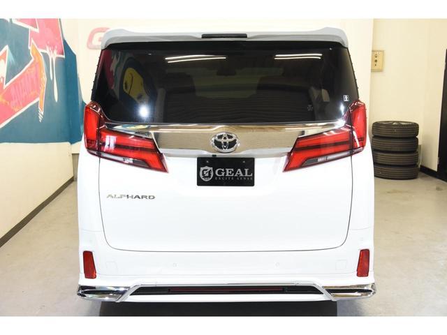 2.5S WALDコンプリートカー 22インチAW TEIN車高調 アルパイン11型ナビ アルパインフリップダウンモニター 両側電動スライドドア(33枚目)