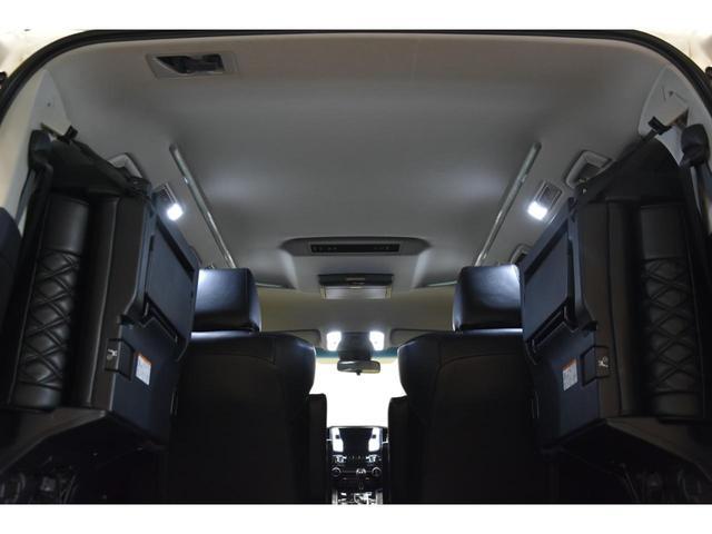 2.5S WALDコンプリートカー 22インチAW TEIN車高調 アルパイン11型ナビ アルパインフリップダウンモニター 両側電動スライドドア(59枚目)