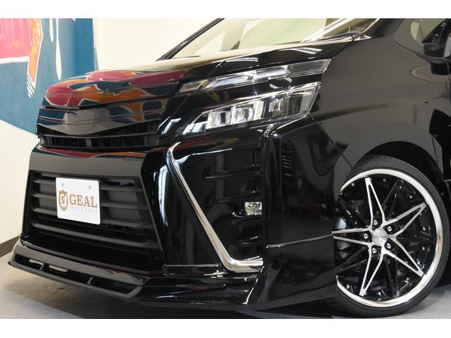 アドミレイションコンプリートカー 新品WORK19AW TEIN車高調 4本出しマフラー アルパイン11型ナビ リアモニター GEALシートカバー 両側電動スライドドア(13枚目)