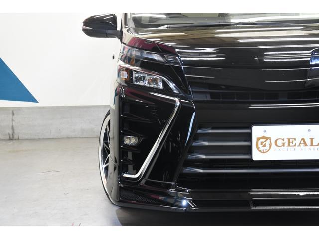アドミレイションコンプリートカー 新品WORK19AW TEIN車高調 4本出しマフラー アルパイン11型ナビ リアモニター GEALシートカバー 両側電動スライドドア(21枚目)