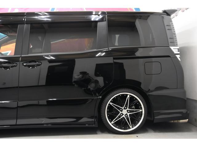 アドミレイションコンプリートカー 新品WORK19AW TEIN車高調 4本出しマフラー アルパイン11型ナビ リアモニター GEALシートカバー 両側電動スライドドア(27枚目)