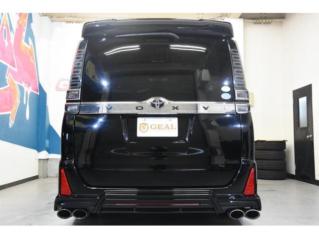 アドミレイションコンプリートカー 新品WORK19AW TEIN車高調 4本出しマフラー アルパイン11型ナビ リアモニター GEALシートカバー 両側電動スライドドア(35枚目)