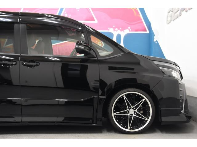 アドミレイションコンプリートカー 新品WORK19AW TEIN車高調 4本出しマフラー アルパイン11型ナビ リアモニター GEALシートカバー 両側電動スライドドア(41枚目)