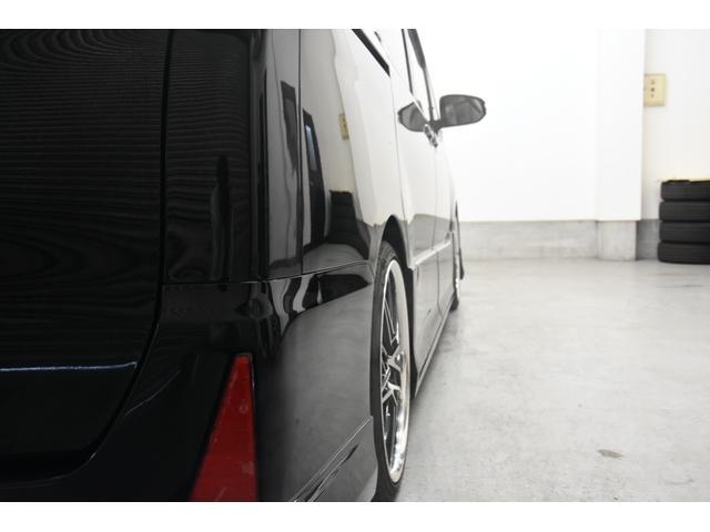 アドミレイションコンプリートカー 新品WORK19AW TEIN車高調 4本出しマフラー アルパイン11型ナビ リアモニター GEALシートカバー 両側電動スライドドア(44枚目)