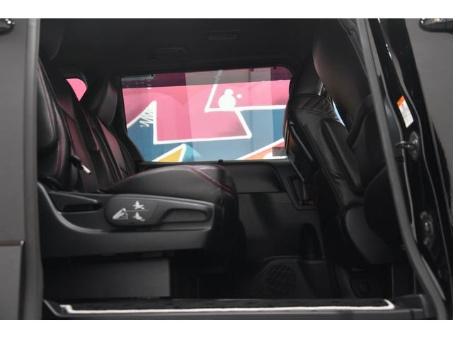 アドミレイションコンプリートカー 新品WORK19AW TEIN車高調 4本出しマフラー アルパイン11型ナビ リアモニター GEALシートカバー 両側電動スライドドア(50枚目)