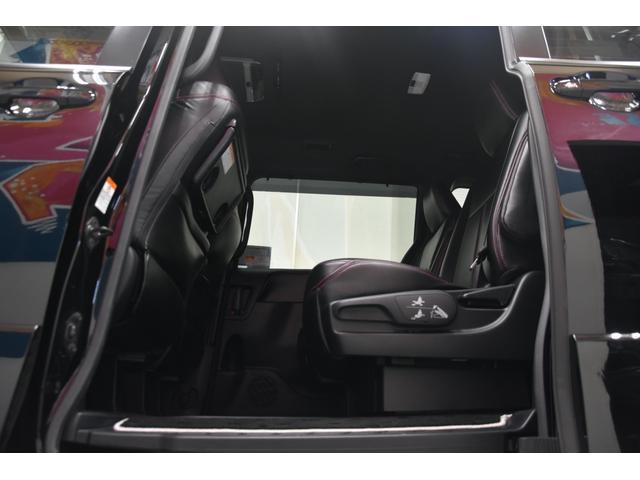 アドミレイションコンプリートカー 新品WORK19AW TEIN車高調 4本出しマフラー アルパイン11型ナビ リアモニター GEALシートカバー 両側電動スライドドア(54枚目)
