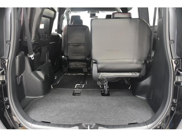 アドミレイションコンプリートカー 新品WORK19AW TEIN車高調 4本出しマフラー アルパイン11型ナビ リアモニター GEALシートカバー 両側電動スライドドア(59枚目)