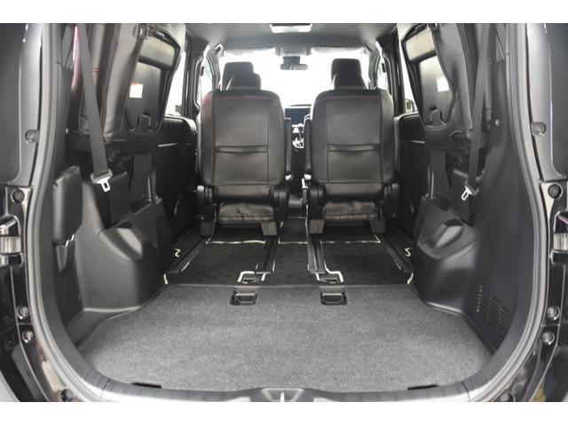 アドミレイションコンプリートカー 新品WORK19AW TEIN車高調 4本出しマフラー アルパイン11型ナビ リアモニター GEALシートカバー 両側電動スライドドア(61枚目)