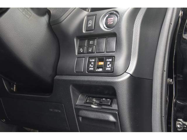 アドミレイションコンプリートカー 新品WORK19AW TEIN車高調 4本出しマフラー アルパイン11型ナビ リアモニター GEALシートカバー 両側電動スライドドア(68枚目)