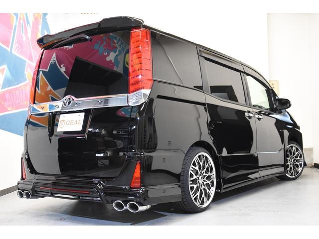 ZS 煌III アドミレイションコンプリートカー 新品19インチAW BLITZ車高調 ヴァレンティREVOテールランプ 両側電動スライドドア トヨタセーフティーセンス(12枚目)