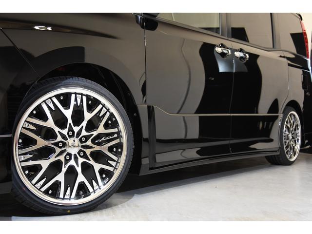 ZS 煌III アドミレイションコンプリートカー 新品19インチAW BLITZ車高調 ヴァレンティREVOテールランプ 両側電動スライドドア トヨタセーフティーセンス(13枚目)