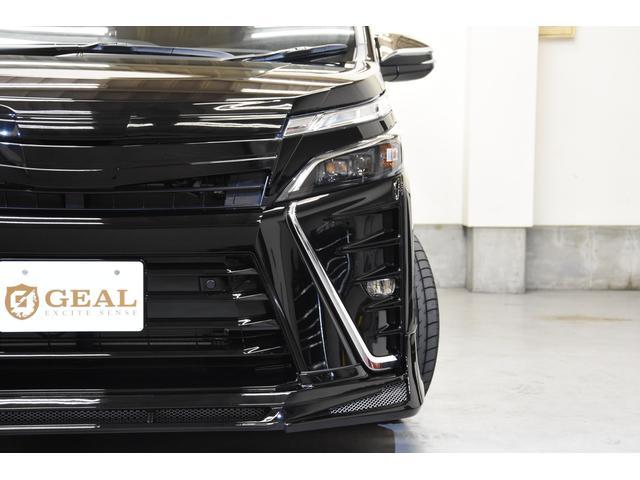 ZS 煌III アドミレイションコンプリートカー 新品19インチAW BLITZ車高調 ヴァレンティREVOテールランプ 両側電動スライドドア トヨタセーフティーセンス(22枚目)