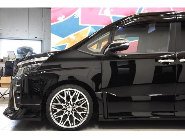 ZS 煌III アドミレイションコンプリートカー 新品19インチAW BLITZ車高調 ヴァレンティREVOテールランプ 両側電動スライドドア トヨタセーフティーセンス(28枚目)