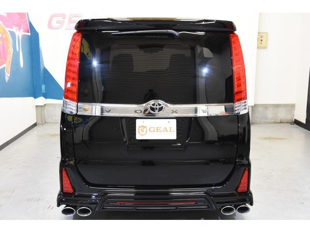ZS 煌III アドミレイションコンプリートカー 新品19インチAW BLITZ車高調 ヴァレンティREVOテールランプ 両側電動スライドドア トヨタセーフティーセンス(36枚目)