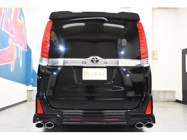 ZS 煌III アドミレイションコンプリートカー 新品19インチAW BLITZ車高調 ヴァレンティREVOテールランプ 両側電動スライドドア トヨタセーフティーセンス(37枚目)
