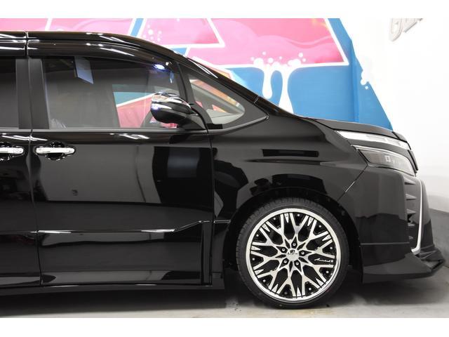ZS 煌III アドミレイションコンプリートカー 新品19インチAW BLITZ車高調 ヴァレンティREVOテールランプ 両側電動スライドドア トヨタセーフティーセンス(45枚目)