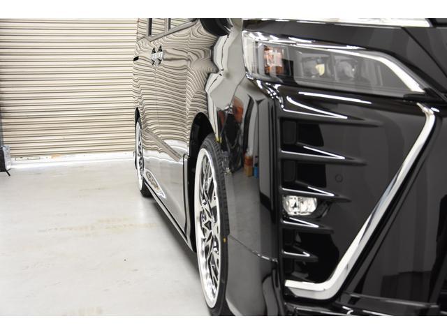 ZS 煌III アドミレイションコンプリートカー 新品19インチAW BLITZ車高調 ヴァレンティREVOテールランプ 両側電動スライドドア トヨタセーフティーセンス(47枚目)
