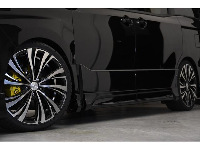 ZS 煌III 新車 ROJAMコンプリートカー 新品19インチAW 新品BLITZ車高調 ヴァレンティREVOテールランプ AVANTIリアガーニッシュ 両側電動スライドドア プッシュスタート 衝突軽減TSS付き(11枚目)