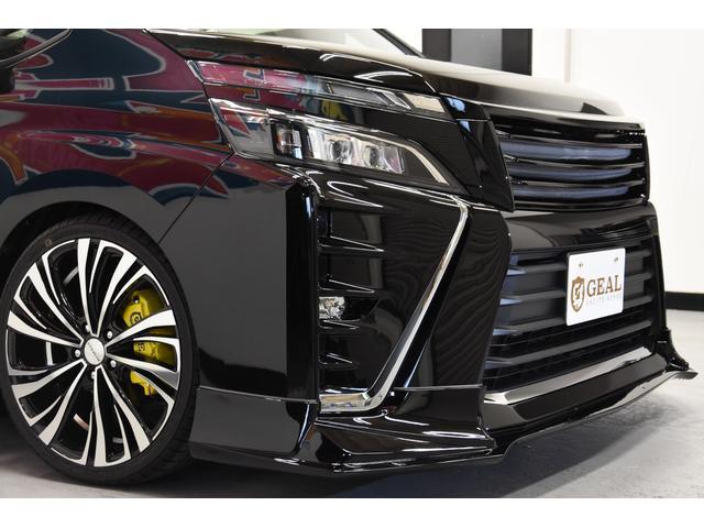 ZS 煌III 新車 ROJAMコンプリートカー 新品19インチAW 新品BLITZ車高調 ヴァレンティREVOテールランプ AVANTIリアガーニッシュ 両側電動スライドドア プッシュスタート 衝突軽減TSS付き(14枚目)