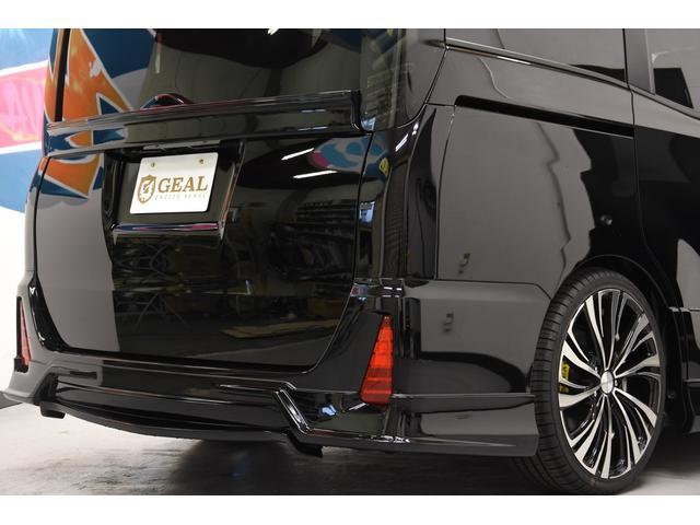 ZS 煌III 新車 ROJAMコンプリートカー 新品19インチAW 新品BLITZ車高調 ヴァレンティREVOテールランプ AVANTIリアガーニッシュ 両側電動スライドドア プッシュスタート 衝突軽減TSS付き(31枚目)