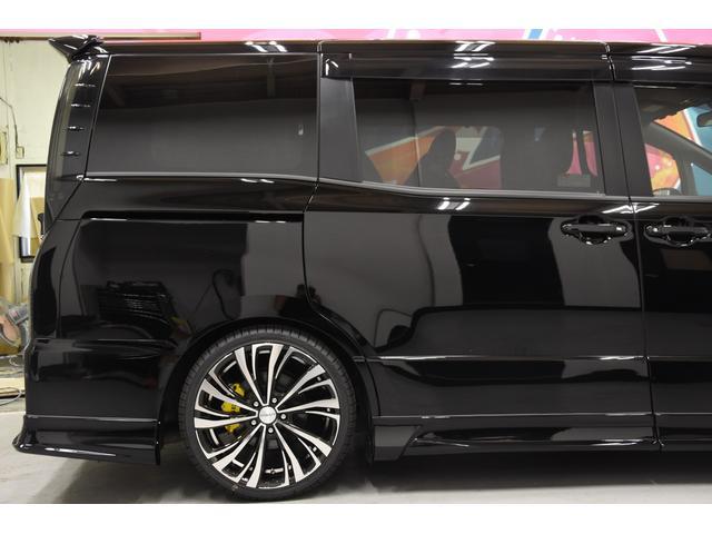 ZS 煌III 新車 ROJAMコンプリートカー 新品19インチAW 新品BLITZ車高調 ヴァレンティREVOテールランプ AVANTIリアガーニッシュ 両側電動スライドドア プッシュスタート 衝突軽減TSS付き(39枚目)