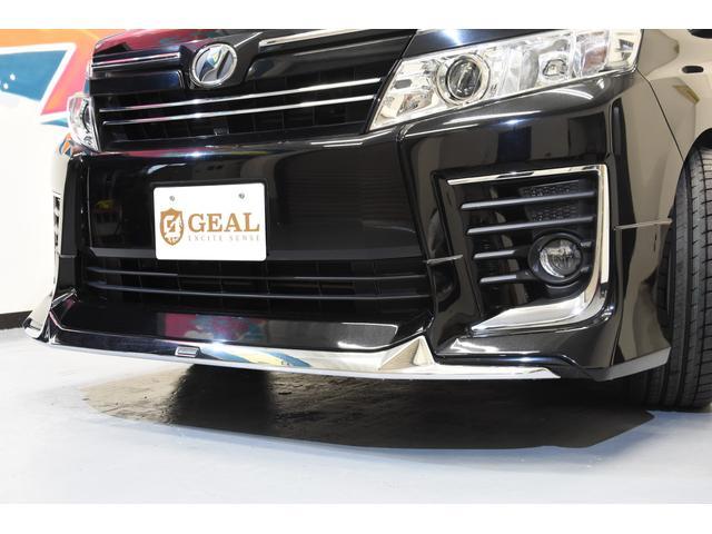 ZS 煌 モデリスタコンプリートカー 新品WALD19インチAW 新品RSRダウンサス アルパイン10型ナビ 12.8型フリップダウンモニター 両側電動スライドドア プッシュスタート(13枚目)