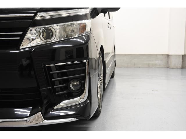 ZS 煌 モデリスタコンプリートカー 新品WALD19インチAW 新品RSRダウンサス アルパイン10型ナビ 12.8型フリップダウンモニター 両側電動スライドドア プッシュスタート(26枚目)