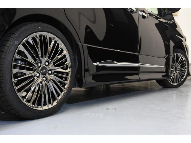 ZS 煌 モデリスタコンプリートカー 新品WALD19インチAW 新品RSRダウンサス アルパイン10型ナビ 12.8型フリップダウンモニター 両側電動スライドドア プッシュスタート(28枚目)