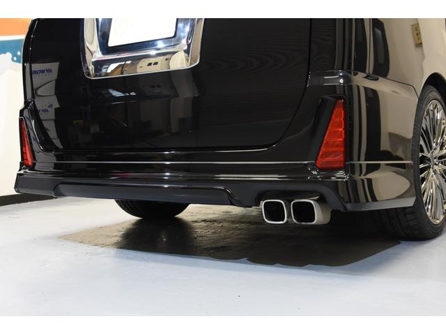 ZS 煌 モデリスタコンプリートカー 新品WALD19インチAW 新品RSRダウンサス アルパイン10型ナビ 12.8型フリップダウンモニター 両側電動スライドドア プッシュスタート(31枚目)