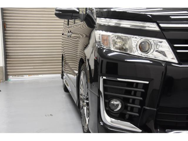 ZS 煌 モデリスタコンプリートカー 新品WALD19インチAW 新品RSRダウンサス アルパイン10型ナビ 12.8型フリップダウンモニター 両側電動スライドドア プッシュスタート(40枚目)