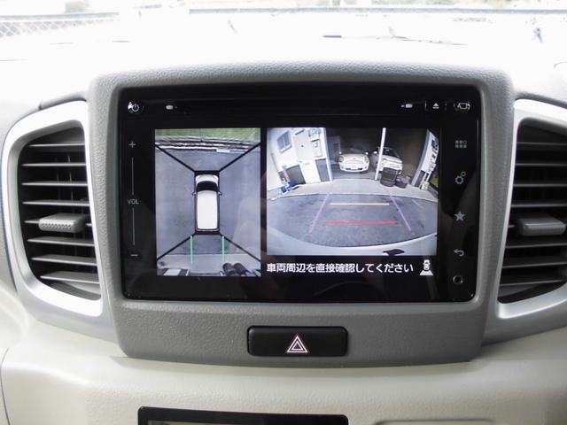X デュアルカメラブレーキサポート HIDライト 全方位カメラ ナビ ETC(12枚目)