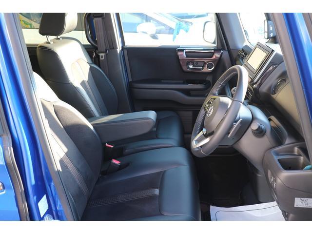 フロントシートももちろん綺麗な状態が保たれております。