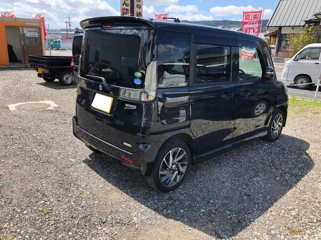 「スズキ」「スペーシアカスタム」「コンパクトカー」「奈良県」の中古車5