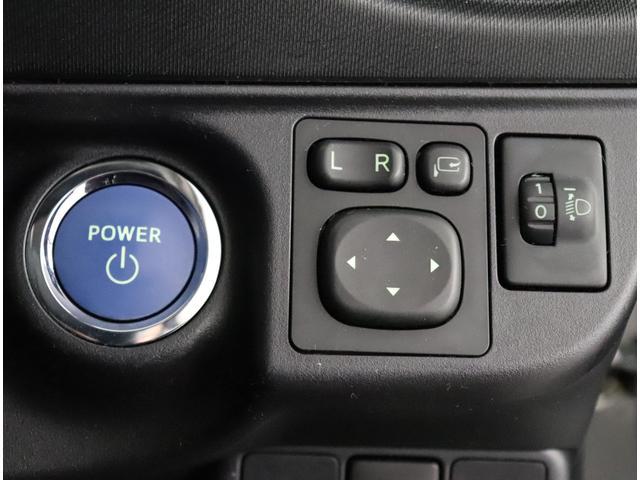 ブレーキを踏みながらエンジンスタートスイッチを押すだけで、エンジン始動できますよ^^